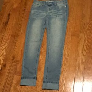 Juniors size jeans